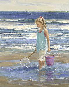 Sally Swatland Summer on Plum Island