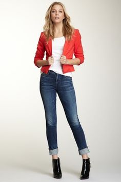 Mandy Retro Skinny Jean - citizens of Humanity on Hautelook