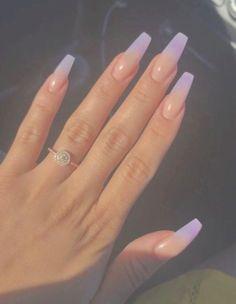 pinmona eastman on nails  purple acrylic nails