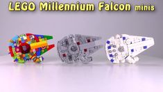 """Did you miss this episode? """"New Star Wars Solo Movie Millennium Falcon Lego Build"""". Check it out link bio. Lego Falcon, O Movie, Lego Moc, Millennium Falcon, Lego Star Wars, Legos, Lego Stuff, Stars, Spaceship"""