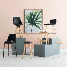 Choose the right stool for your kitchen or bar designed to suit a range of interior styles ! #ozdesignfurniture #stools #kitchen #bar #takeaseat #modernliving #interiors #homedecor #seat #style #design #home #L4L #furniture #instafollow