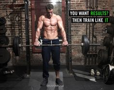 You want results? Then train like it ~ Re-Pinned by Crossed Irons Fitness