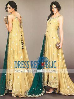 Butter Cup Veneta, Product code: DR6565, by www.dressrepublic.com - Keywords: Pakistani Designers Collection 2012 - Fashion Designers Pakistan Online Collection 2012