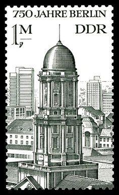 Berlin DDR 1986