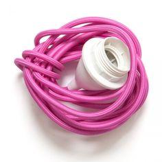 Tekstil kabel fra Rie Elise Larsen - 250kr