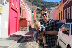 Things to do in Cape Town with Kids : Bo Kaap - Melodramatic Adventures Stuff To Do, Things To Do, Little Houses, Sober, Cape Town, House Colors, Adventure, Couple Photos, City