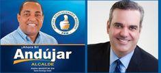 Luis Abinader: legalmente José Andújar es alcalde electo de SDO; cita antecedente TSE