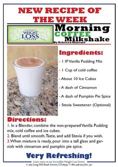 Ideal Protein Tips and Recipes from Incredible Weight Loss Center - Page 2 - 3 Fat Chicks on a Diet Weight Loss Community