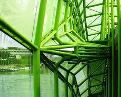 Green Construction: Changing the Economic Landscape Green Algae, Construction, Change, Landscape, Architecture, Paris, Money, Detail, Design