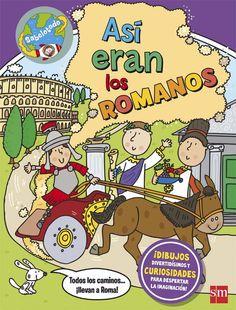 Una magnífica introducción al mundo de los gladiadores y los emperadores romanos. Búscalo en http://absys.asturias.es/cgi-abnet_Bast/abnetop?ACC=DOSEARCH&xsqf01=asi+eran+romanos+malam+abbott