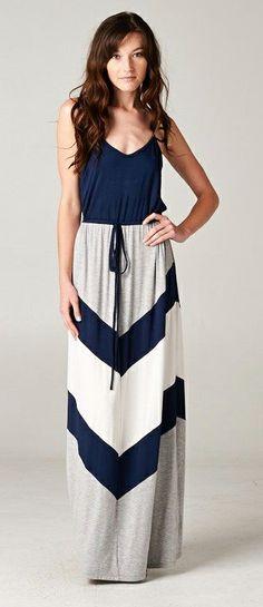 Cute Maxi Dress!