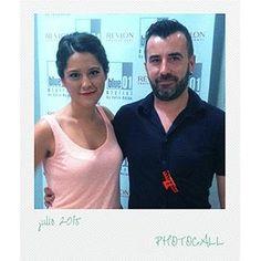 Photocall del salón de L'Hospitalet.  #blue01stylist #photocall #peinados #peluqueria #pel… http://ift.tt/1J6phC2