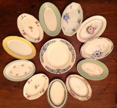 Crazy about plates! Small Plates, Decorative Plates, Tableware, France, Memories, Home Decor, Memoirs, Dinnerware, Souvenirs