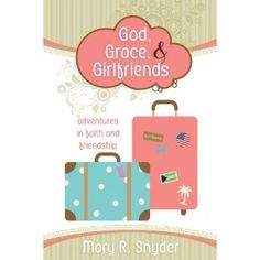 Win a copy of Mary Snyder's new book along with a $ ten dollar Starbuck's card. Just leave a comment on the post at http://www.sheeptotheright.com/2012/05/god-grace-girlfriends-giveaway.html or repin this!
