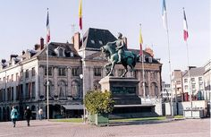 Loire River Valley, Orleans, Joan of Arc statue by m. muraskin-france, via Flickr.