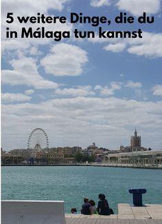 Mein Blogbeitrag zu interessanten Dingen, die du in Málaga tun kannst. / My blog entry about interesting things you can do in Málaga.