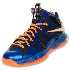 pretty nice 8d2c7 12732 Nike Lebron 10 PS Elite Mens Hyper Blue Pure Platinum 579827 400 Nike  Basketball, Nike