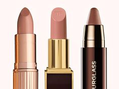 Nude, when it comes to makeup, is a relative term. The nude lipstick that looks amazing on her may have an entirely different effect on you. Never fear—there's a perfect nude foreveryone.