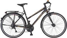 Prophete Damen Trekkingrad, 28 Zoll, 27 Gang Shimano Kettenschaltung, »Entdecker Sport«