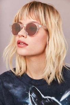59a34630ae Shop Coastal Round Sunglasses at Urban Outfitters today. We carry all the  latest styles