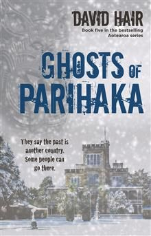 Ghosts of Parihaka: They say the past is another country. Some people can go there. It hasn't been an easy time for Matiu Douglas, magical adept. One of his friends is now a ghost, his enemies have stolen the Treaty of Waitangi, he can't date the girl he really likes and he keeps getting unwanted marriage proposals from a dangerous, centuries-old tohunga's daughter.