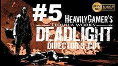 Deadlight Director's Cut Gameplay Walkthrough (PC) Part 5:Saving Stella/...