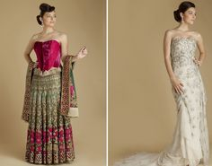 Wonderful Indian fashion creation