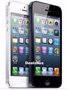 Apple iPhone 5 16GB Verizon (Factory Unlocked) Smartphone   eBay