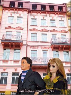 Barbie Fantasies Life. Christine's wedding anniversary. 21 - BarbieFantasies