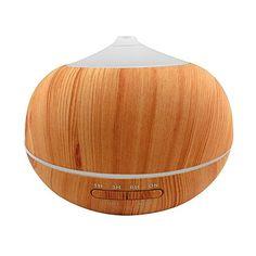 Arova 400ml Aromatherapy Essential Oil Diffuser - Portabl...