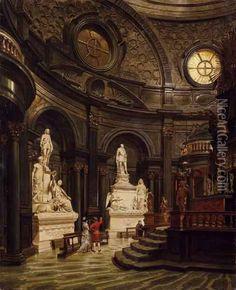 Santa Sindone(inside),Torino by Guarini