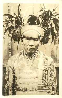 Kalinga Headman