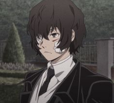 Cute Anime Boy, Anime Guys, Manga Anime, Anime Art, Dazai Bungou Stray Dogs, Stray Dogs Anime, Male Icon, Dark Art Drawings, Best Icons