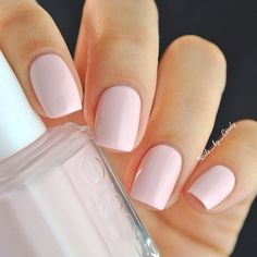 "Shop Women's Essie Pink size OS Other at a discounted price at Poshmark. Description: Essie ""Romper Room"" Used once. Gorgeous Nails, Love Nails, How To Do Nails, Pretty Nails, My Nails, Essie Nail Polish, Nail Polish Colors, Nagellack Design, Manicure Y Pedicure"