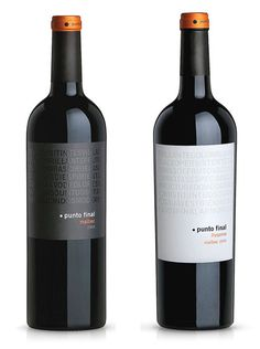 Renacer punto final label design wine / vinho / vino  #vinosmaximum