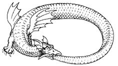 greek ouroboros - Google Search