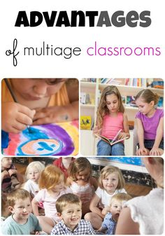 Learn the advantages of the Montessori multiage classroom