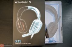 Boite Logitech G35