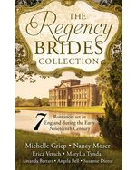 The Regency Brides Collection: Seven Romances Set in England during the Early Nineteenth Century - Michelle Griep Historical Romance Books, Bride Book, Book Cover Art, Regency, Nonfiction, Book Worms, My Books, England, Romances