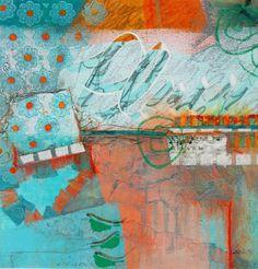 Collage art of Laura Lein-Svencner
