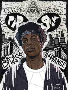 Joey Bada$$ on Behance // Slobodan Medarevic (Kraljevo, Serbia)