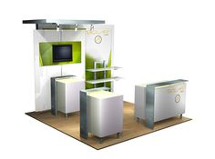 Image result for amazing trade show booths