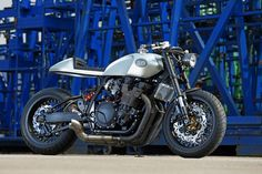 Yamaha XJR1200 By It Rocks Bikes