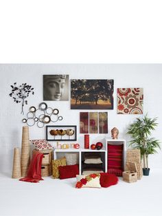Shop Very for women's, men's and kids fashion plus furniture, homewares and electricals. Japanese Bedroom, Home Trends, Neutral Palette, Color Pop, Duvet, Kids Outfits, Kids Fashion, Gallery Wall, Home And Garden