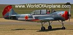 Yakovlev Yak-52 WorldOfAirplane Fighter Jets, Aircraft, Vehicles, Aviation, Airplane, Cars, Plane, Vehicle, Hunting
