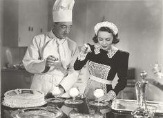 Olivia de Havilland in Hard to Get (1938)