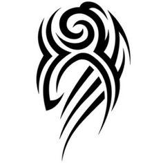Tribal tattoo 22