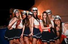 Marineras Cheer Skirts, Costumes, Candy, Clothes, Fashion, Black Mini Dresses, Costume, Dancing, Hipster Stuff