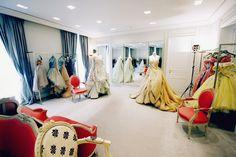 Dior Haute Couture salon :: avenue Montaigne, Paris