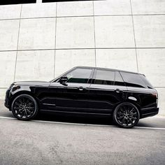 Land Rover. Range Rover Autobiography. New 2018